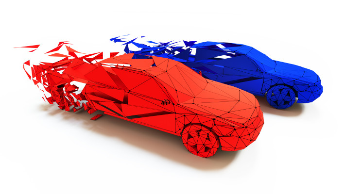 race-cars-low-poly